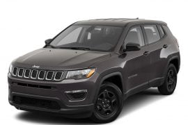Lease 2021 Jeep Compass Gallery 1