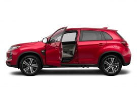 Lease 2020 Mitsubishi Outlander Sport Gallery 0