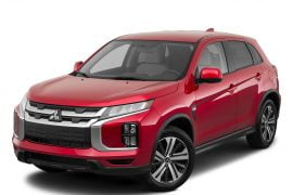 Lease 2020 Mitsubishi Outlander Sport Gallery 2