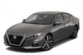 Lease 2020 Nissan Altima Gallery 1