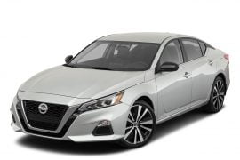 Lease 2020 Nissan Altima Gallery 2