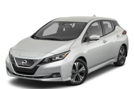 Lease 2020 Nissan LEAF Gallery 1