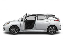 Lease 2020 Nissan LEAF Gallery 0