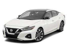 Lease 2020 Nissan Maxima Gallery 1