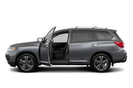 Lease 2020 Nissan Pathfinder Gallery 0