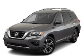Lease 2020 Nissan Pathfinder Gallery 1