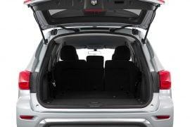Lease 2020 Nissan Pathfinder Gallery 2