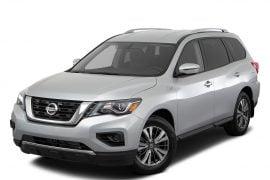 Lease 2020 Nissan Pathfinder Gallery 1