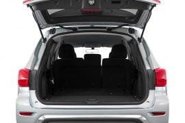 Lease 2020 Nissan Pathfinder Gallery 2