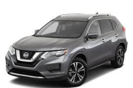 Lease 2020 Nissan Rogue Gallery 1