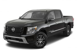 Lease 2020 Nissan Titan Gallery 1