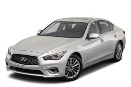 Lease 2020 Infiniti Q50 Gallery 1