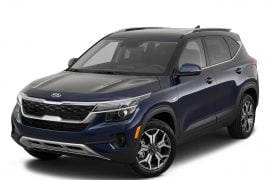 Lease 2021 Kia Seltos Gallery 1
