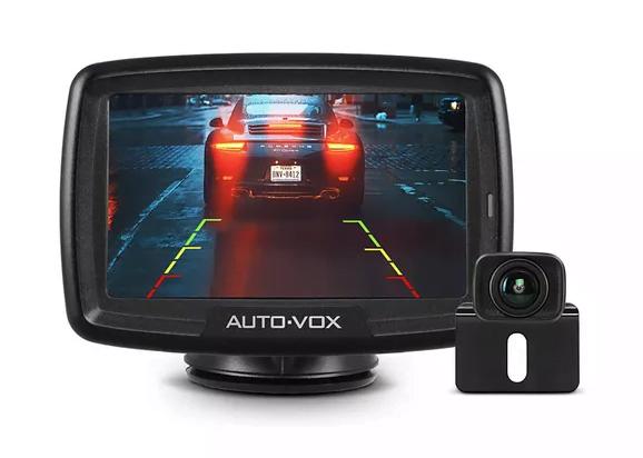 Auto-Vox backup camera